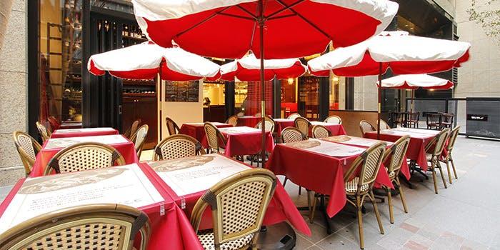 記念日におすすめのレストラン・BISTRO DOUBLEの写真1