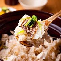 数々の日本料理店で修業したノウハウを自分流に表現した至福の味