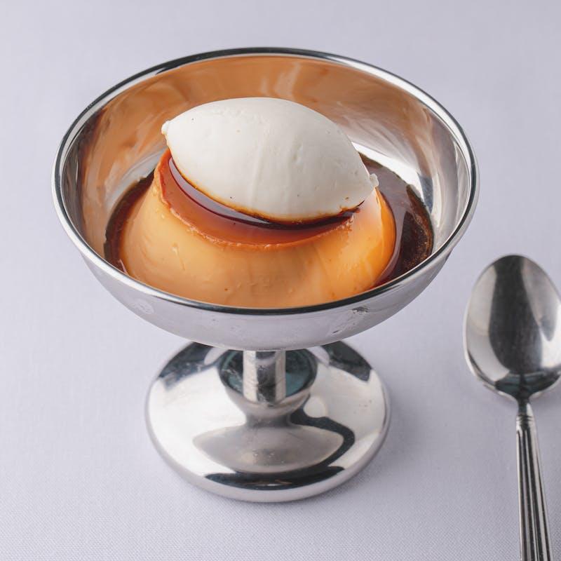 パティシエ特製のデザートが2種類楽しめるデザートセット+セットドリンク60分間飲み放題