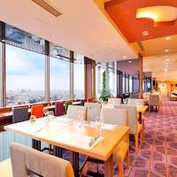 スカイグリルブッフェ武藏/浅草ビューホテル