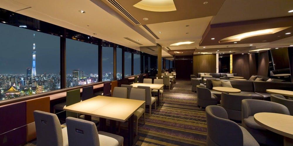 記念日におすすめのレストラン・スカイグリルブッフェ武藏/浅草ビューホテルの写真2