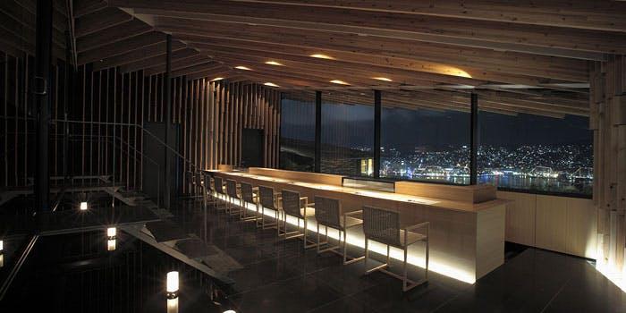 記念日におすすめのレストラン・鮨ダイニング 天空の写真1