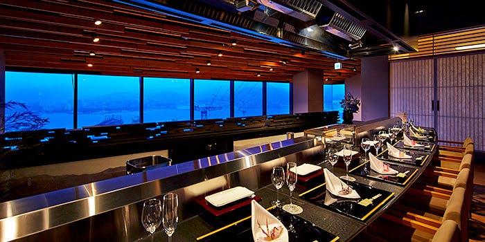 記念日におすすめのレストラン・創作料理と天ぷら 秋月の写真1