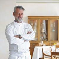 提携 レストラン「ラ メール ブラジィエ」オーナーシェフ マチュ ヴィアネ氏