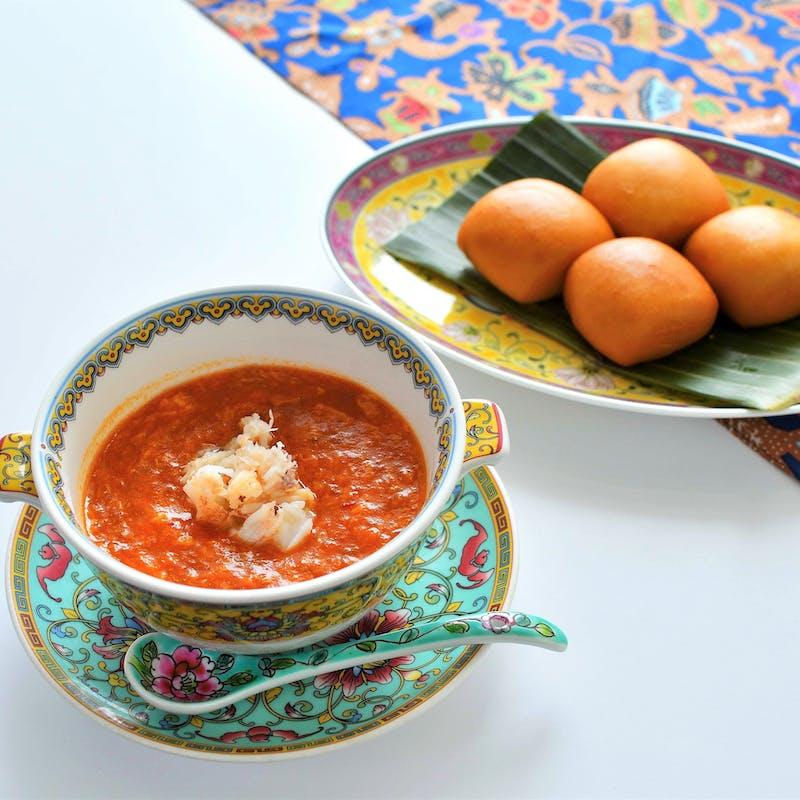 【本格シンガポール料理をご家庭で】チリクラブやチキンライス、ナシゴレンなど(テイクアウト専用プラン)