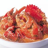 シンガポールの名物料理「チリクラブ」など、数々のシンガポール料理を銀座で