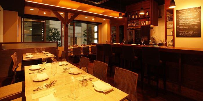 記念日におすすめのレストラン・TRATTORIA DA FELICEの写真1
