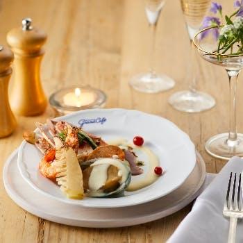【特別価格】2月限定!人気のライブキッチンや種類豊富なブッフェ、月替わりメニューなどをご堪能!