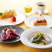 レストラン グランカフェ/第一ホテル東京シーフォート