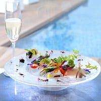 鎌倉・湘南エリアで最も上質な空間と料理を提供する大人が夏を愉しむレストラン