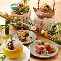 四季折々の海・山・里の幸をふんだんに使った彩り豊かなお料理の数々をごゆっくりお楽しみください