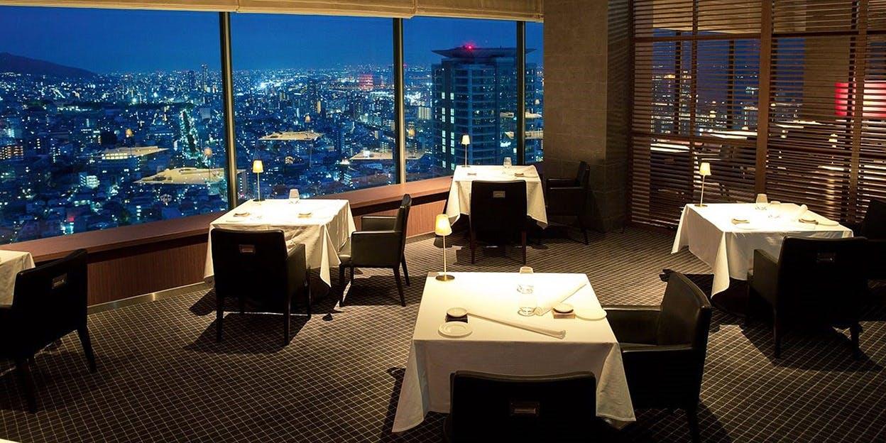 記念日におすすめのレストラン・レストラン&バー Level 36/ANAクラウンプラザホテル神戸の写真1