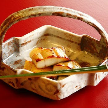京料理の基本である素材を生かした包丁の技