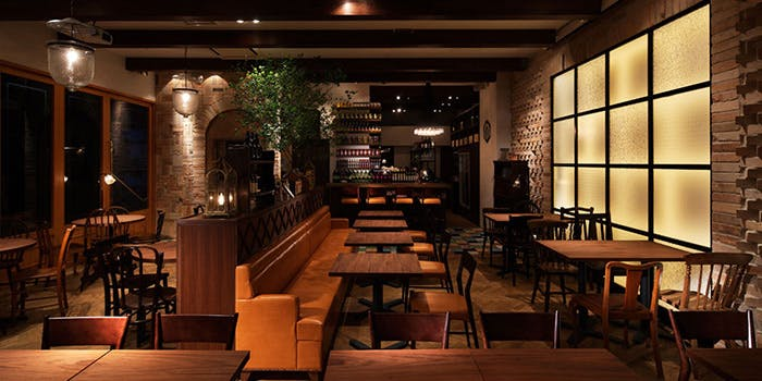 記念日におすすめのレストラン・TRATTORIA LA COCORICOの写真1