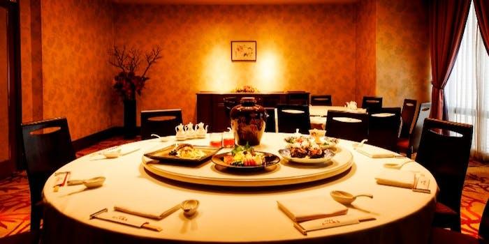 品川 プリンス ホテル 中華