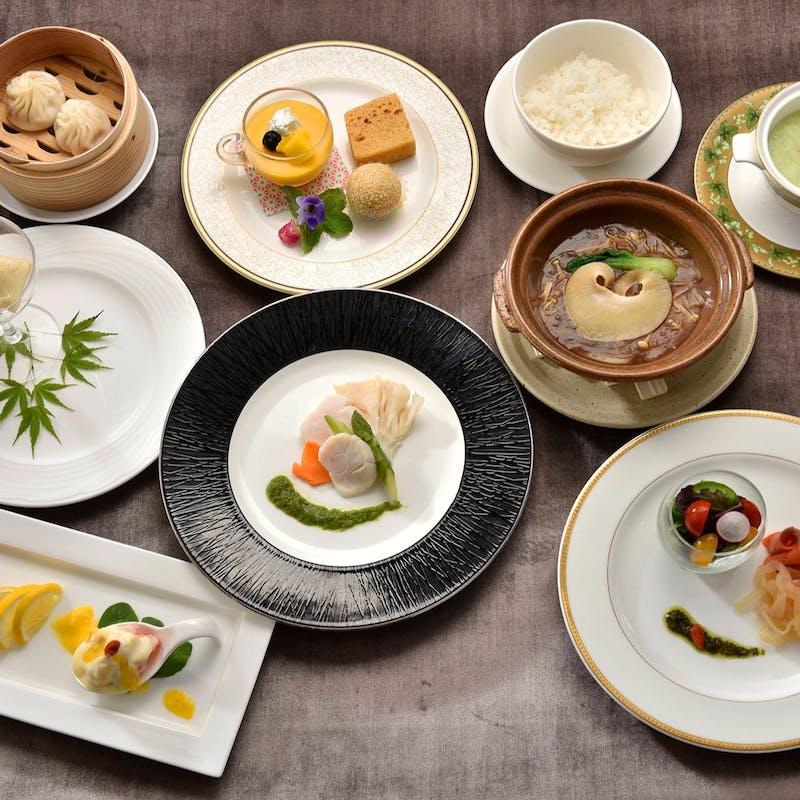 中国四大料理ランチコース
