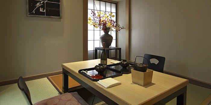 記念日におすすめのレストラン・京都 瓢喜 銀座本店の写真1