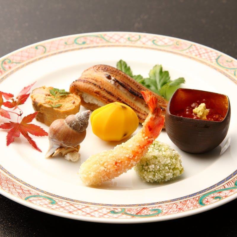 【お祝い懐石 雅】造り、煮物、お食事、デザートなど全8品(個室確約)