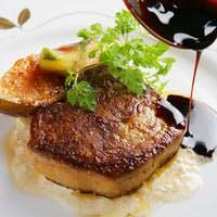 旬にこだわり、吟味した食材を生かし、ほんものの味、旨味を追求