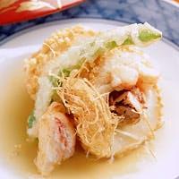 京の歴史と伝統に裏打ちされた、折衷創作料理の数々