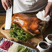 極上の技で召し上がれ。今、あらためて味わう「北京ダック」「ふかひれ」「点心」の一皿。