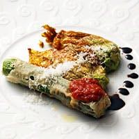 イタリアの表現とリンクする、季節の素材と京都ならではの食材のコラボレーション