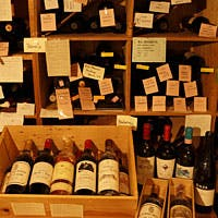 こだわりのワインと楽しむイタリア料理