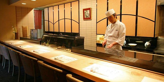 記念日におすすめのレストラン・鮨・懐石・京料理 卓樂の写真1