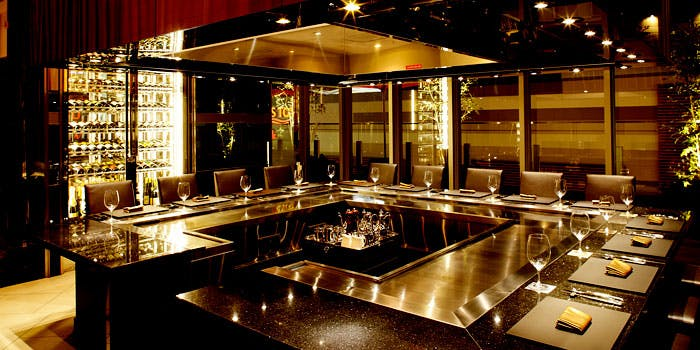記念日におすすめのレストラン・鉄板焼 凛庭/ホテルトラスティ大阪阿倍野の写真2