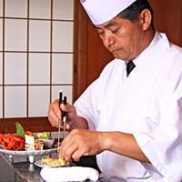 関西の和食料理を極めた料理人「門 睦視」の歩
