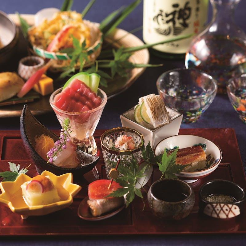 【酒の肴でゆったりと】和食飲み放題プラン +乾杯スパークリング(平日・個室・リクエスト予約)