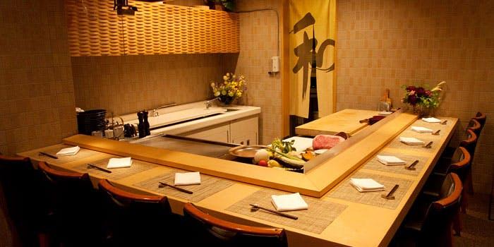 記念日におすすめのレストラン・銀座 和縁の写真1