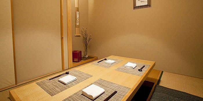 記念日におすすめのレストラン・銀座 和縁の写真2