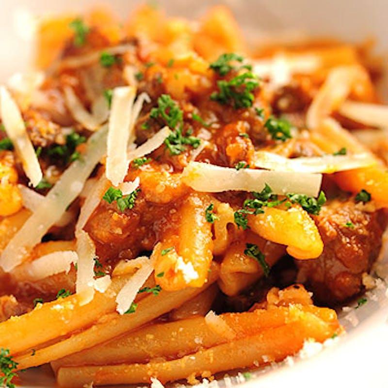 【プレミアムランチコース】前菜盛合せ、パスタ、メイン、ドルチェなど全4品
