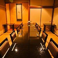 昭和30年代の古民家を改装した、こじんまりとした一軒家和食