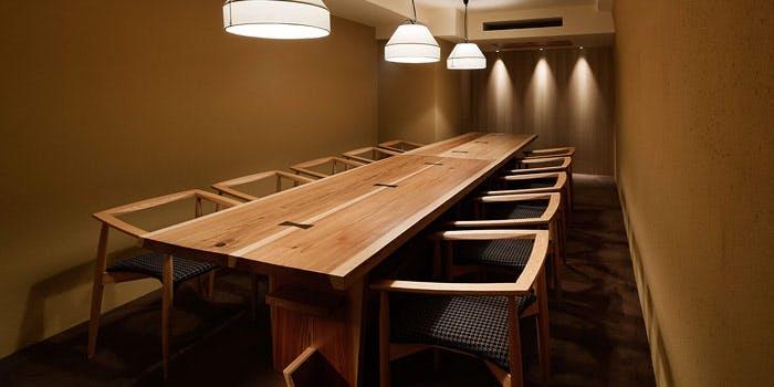 記念日におすすめのレストラン・蕎麦切 砥喜和(ときわ)の写真2