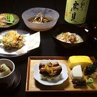 蕎麦の香りと和食の技術が昇華した蕎麦会席膳 旨い肴と日本各地の銘酒