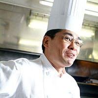 中国料理長「武田 幹唯」が生み出す独特な感性が活かされた逸品をご賞味ください