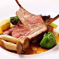 旬野菜と厳選したお肉と自然派ワインを楽しむ