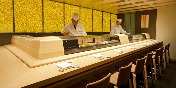 記念日におすすめのレストラン・一寿しの写真1