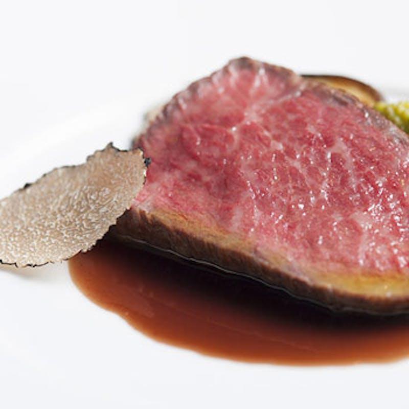 【平日MENU DE SPECIAL】フォアグラ丼や黒毛和牛も選べるメインなど全5品