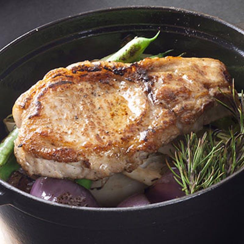【MENU de DELICIUS】季節の野菜や魚・肉のWメインなど全5品