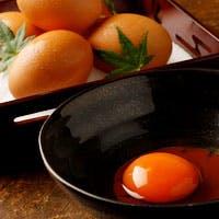 お米や調味料、卵にいたるまでこだわりの食材を使用しています