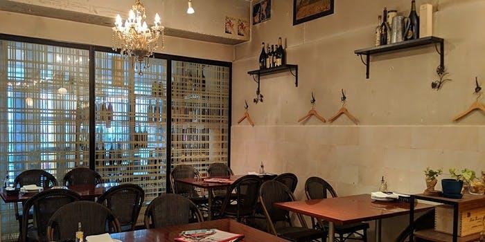 記念日におすすめのレストラン・caffe trattoria D'oroの写真2