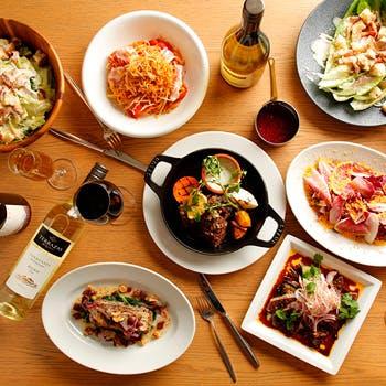 「レストラングリルテーブル ウィズ スカイバー 女子会」の画像検索結果
