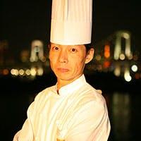 東京外資ホテル有名レストランで腕を磨いてきた渡辺シェフ