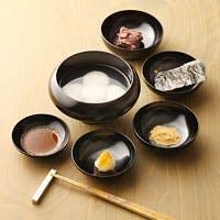 和菓子に込める、四季の移ろい