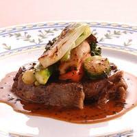 丹念な素材仕事でさらなる美味に高めていく正統で真っ当なオーセンテックフランス料理