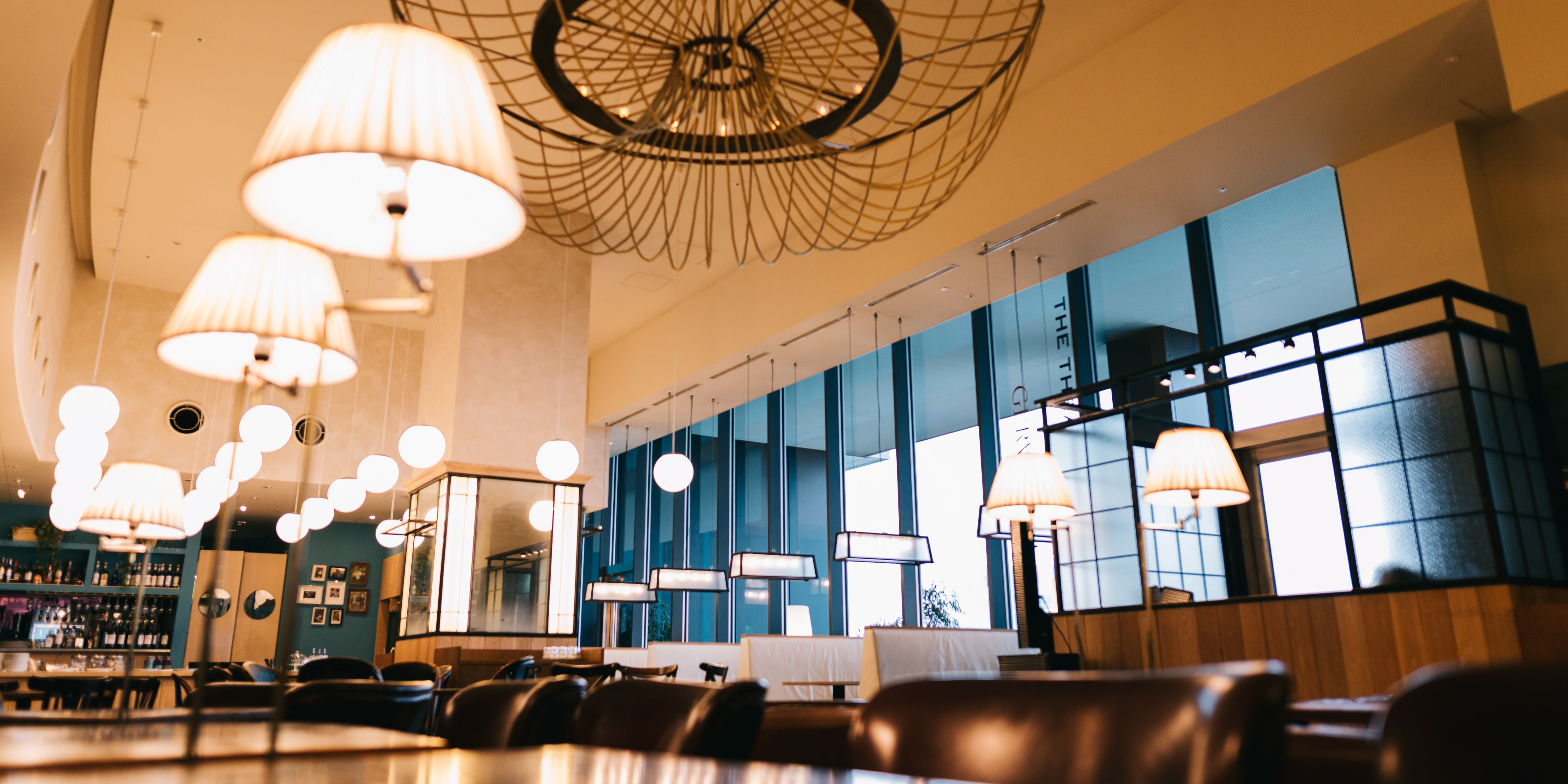 記念日におすすめのレストラン・THE THEATRE TABLEの写真1