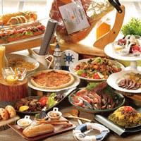和食・洋食・中華が愉しめる本格ホテルバイキング